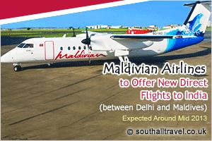 Maldivian to Commence Maldives Delhi Flights
