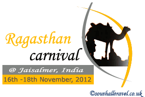 Ragasthan to Add Colours in Arid Jaisalmer of India