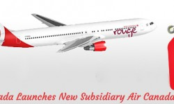 Air Canada Launches New Subsidiary Air Canada Rouge