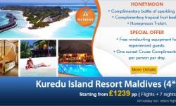 Super Saver All Inclusive Holidays To Maldives!!!