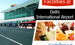 A Window to the User-Friendly Delhi International Airport