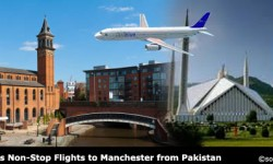 Airblue Starts Non-Stop Flights to Manchester from Pakistan