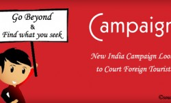 New India Campaign Looks to Court Foreign Tourists