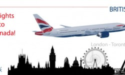 British Airways Increases Flights Frequency to Toronto, Canada