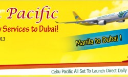 Cebu Pacific All Set To Launch Direct Daily Flights to Dubai