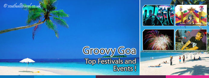 Groovy Goa top festivals events