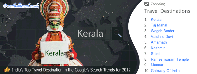Kerala Tops India Google Search Trends