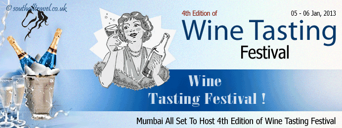 Mumbai All Set To Host 4th Edition of Wine Tasting Festival