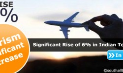 Significant Rise of 6% in Indian Tourism in 2012