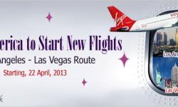 Virgin America to Start Los Angeles-Las Vegas Flights