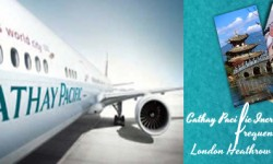 Cathay Pacific Boosts London Heathrow - Hong Kong Flights