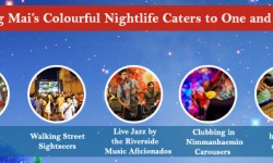 Chiang Mai's Colourful Nightlife Caters to One and All