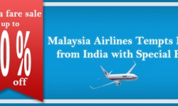Malaysia Airlines Tempts Flyers from India with Special Fares