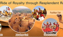 Relish a Ride of Royalty through Resplendent Rajasthan