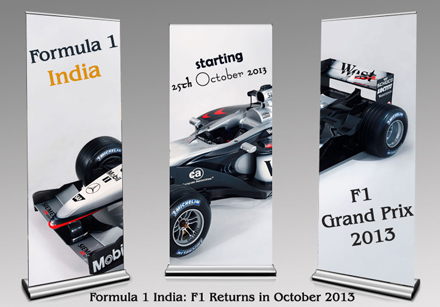 Formula 1 India Delhi F1 Returns in October 2013