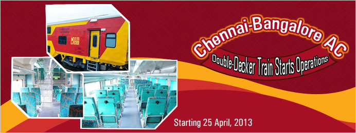 chennai-bangalore-ac-double-decker-train-starts-operations