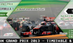 **Featured Article** - Indian Grand Prix 2013 – Thrilling Excuse to Travel to India