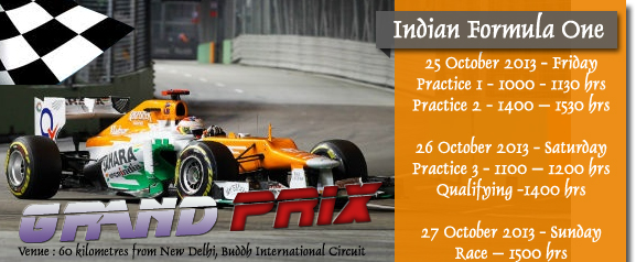 flights-for-indian-grand-prix-2013-October-f1