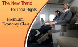 Premium Economy Class-The New Trend for India Flights
