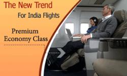 Premium Economy Class-The New Trend for India Flights