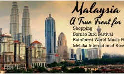 June 2013 in Malaysia: A True Treat for Tourists