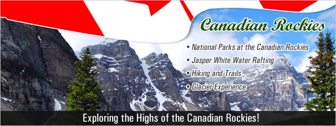 Exploring the Highs of the Canadian Rockies