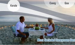 Most Secluded Honeymoon Destinations of India