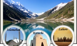 Pakistan Holidays –Three Cities That Becharm