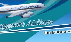 Singapore Airlines Plans to Enhance India Flights