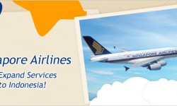 Singapore Airlines to Expand Services to Indonesia