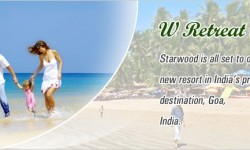W Retreat & Spa Goa to Open in India in April 2015