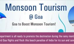 Goa to Boost Monsoon Tourism - Goa holidays, Goa Attractions