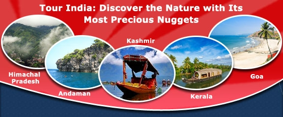 India-Discover the Nature with Its Most Precious Nuggets