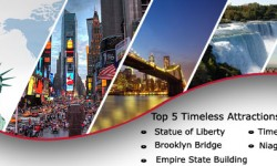 Top 5 Timeless Attractions of New York