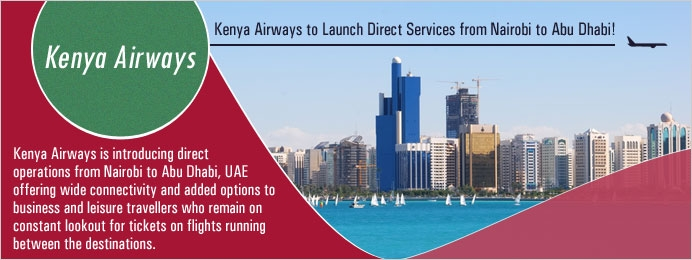 kenya-airways-to-launch-direct-services-to-abu-dhabi
