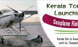 Kerala Set to Awe Travellers with its 'Seaplane Rides'