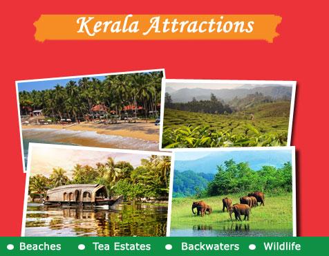 Kerela Attractions