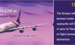 Thai Airways to Put A380 on London–Bangkok Flights
