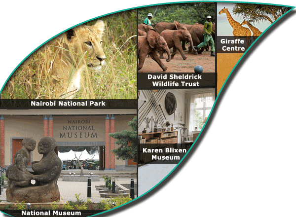 Top Attractions of Nairobi for Holidaymakers