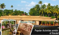 Popular Activities amidst the Backwaters of Kerala