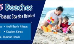 Top 5 Beaches in India for a Pleasant Sea-side Holiday