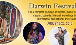 Darwin Festival 2013 to Tempt Tourists in Australia