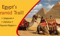 In Search of Egypt's Pyramid Trail