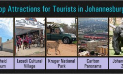Top Attractions for Tourists in Johannesburg