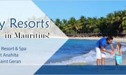 Top Five Luxury Resorts in Mauritius