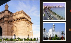Mumbai – Some Captivating Waterfront Sites to Behold