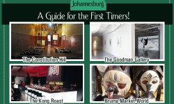 Johannesburg - A Guide for the First Timers