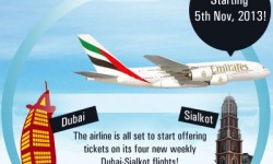 Emirates to Launch Fifth Route to Pakistan
