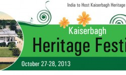 India to Host Kaiserbagh Heritage Festival in October