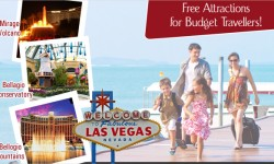 Las Vegas Holiday – Free Attractions for Budget Travellers